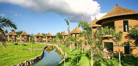 Mara river safari lodge 園區景觀
